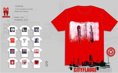 Citiflauge T-shirts